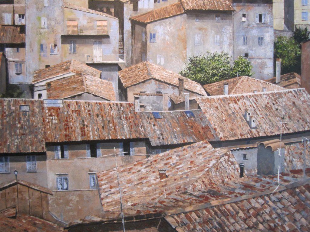Urbino Rooftops
