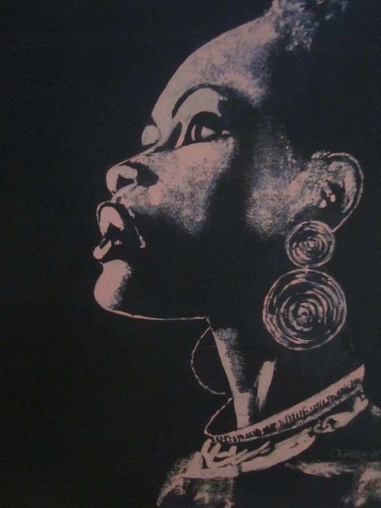 Woman (Copper 1)