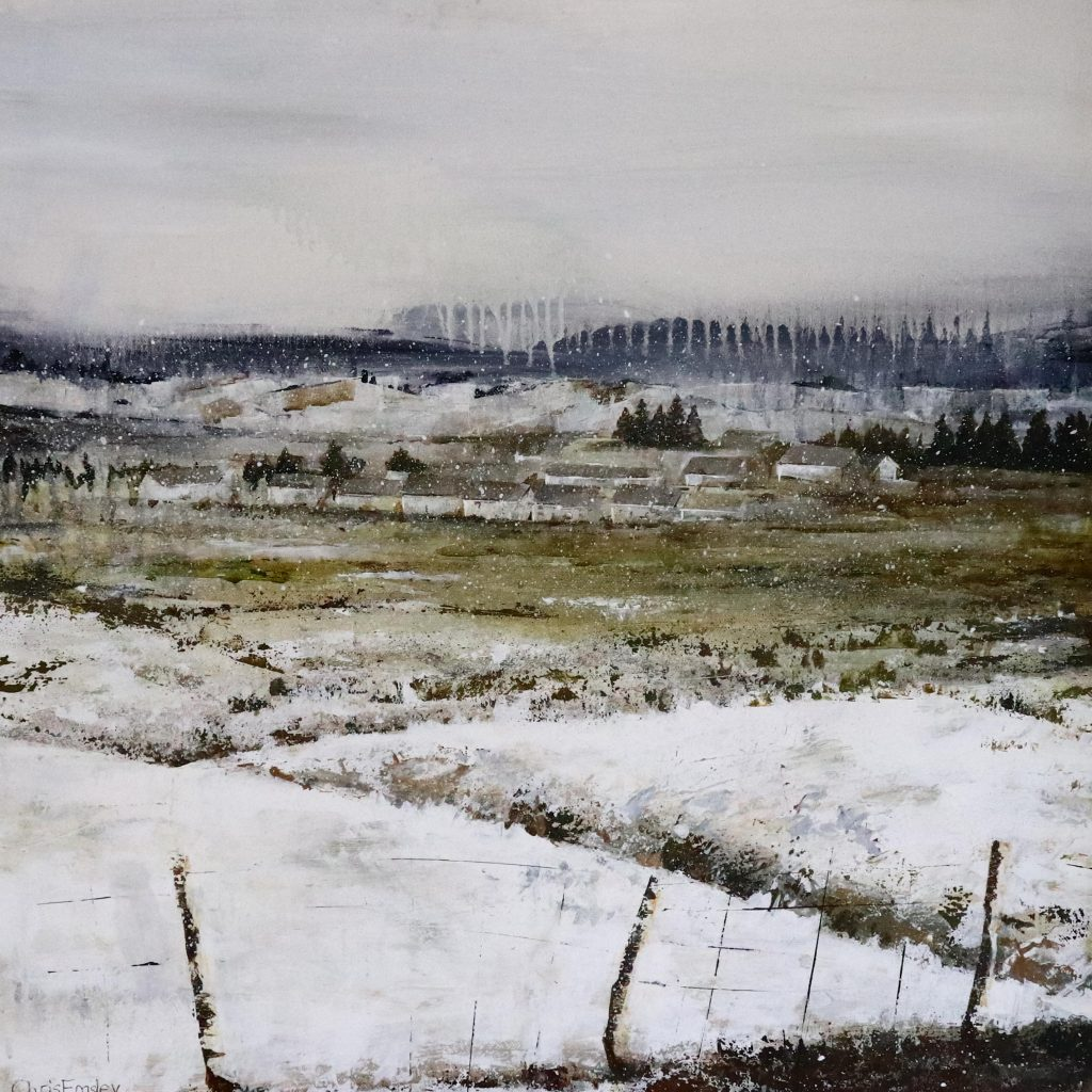 Snow on The Highlands (1)